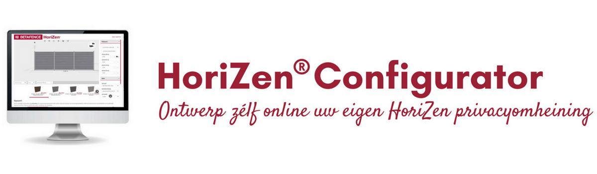 HoriZen Configurator