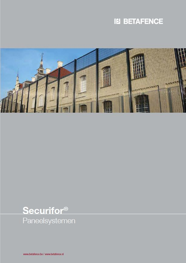 Securifor Betafence brochure