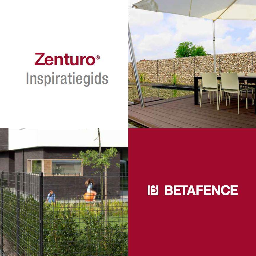 Zenturo inspiratiegids Betafence