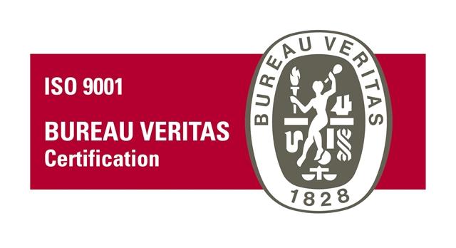 ISO 9001 Brueau veritas