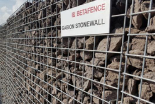 Project Gabion Stonewall
